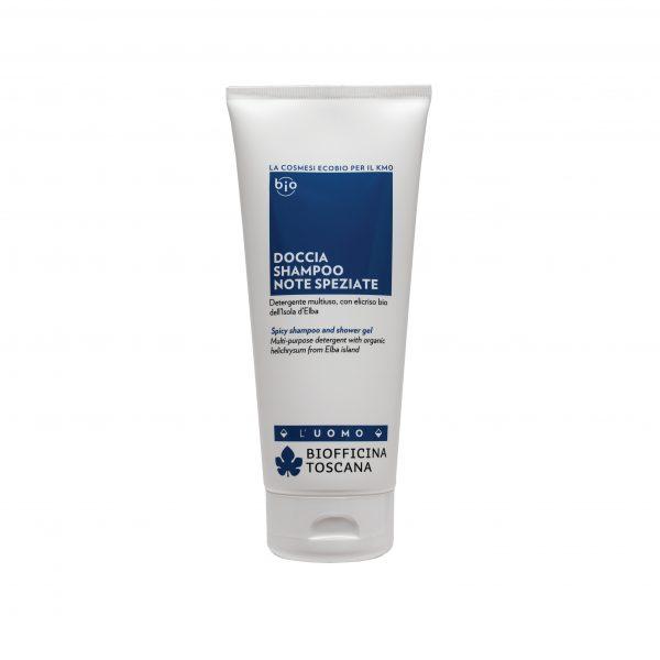 Biofficina Toscana Doccia Shampoo Note Speziate