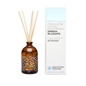 Biofficina Toscana Profumatore Aromaterapico Rilassante