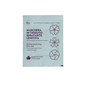 Biofficina Toscana Maschera In Tessuto Idratante-Lenitiva