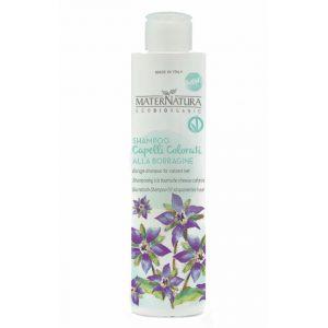Maternatura Shampoo Capelli Colorati alla Borraggine