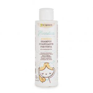 La Saponaria Shampoo Pre Tinta
