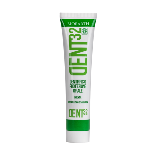Bioearth Dentifricio Protezione Orale - Menta