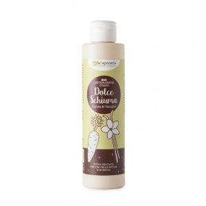 La Saponaria Detergente Vaniglia e Carota - Dolce Schiuma