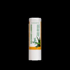 Bioearth Balsamo Labbra Aloe e Acido Jaluronico