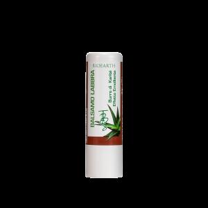 Bioearth Balsamo Labbra Aloe e Burro di Karitè
