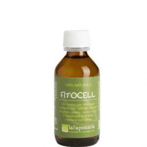 La Saponaria Fitocell - Olio Corpo Per Massaggi