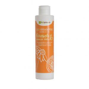 La Saponaria Shampoo Girasole & Arancio Dolce