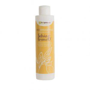 La Saponaria Shampoo Salvia & Limone