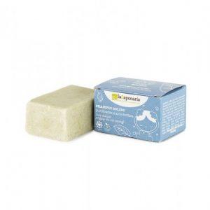 La Saponaria Shampoo Solido Purificante & Anti-forfora