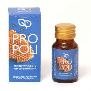Microtavolette alla Propoli