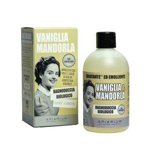 Apiarium Bagnodoccia Bio Vaniglia & Mandorla