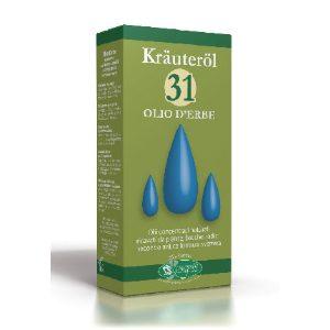 Kräuteröl Olio 31